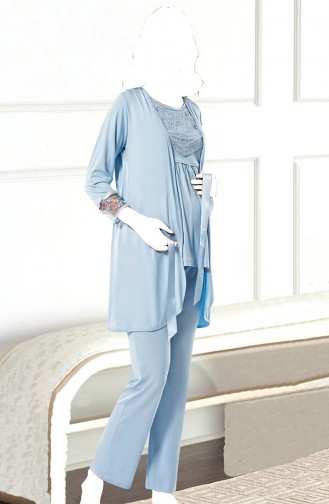 Blue Pajamas 0483-02