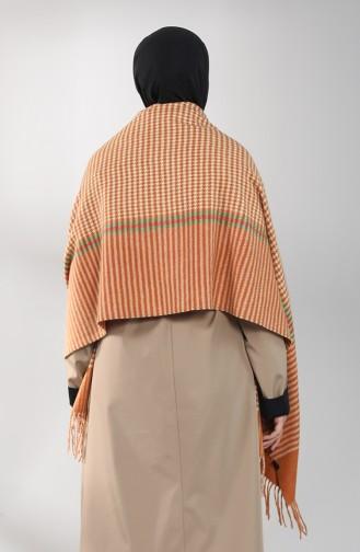 Camel Poncho 42300-03