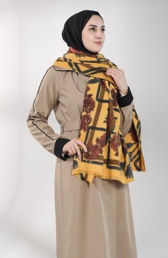 Gelb Schal 42500-03