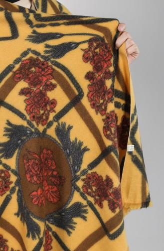 Yellow Sjaal 42500-03