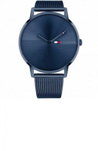 Navy Blue Wrist Watch 1781971