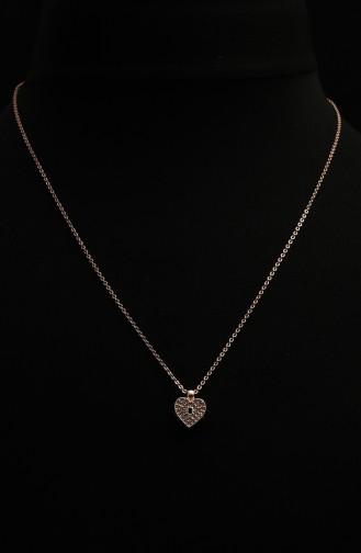 Rose Skin Necklace 304-02