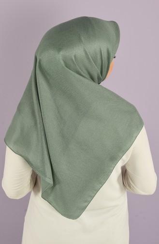 Platin Cotton Eşarp 15215-05 Çağla Yeşili