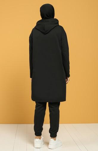 Black Tracksuit 8189-01