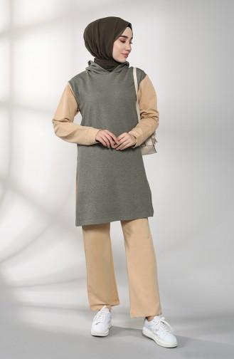 Khaki Tracksuit 20049-04