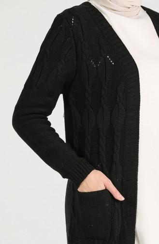 Black Cardigan 1486-03