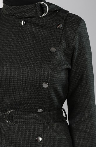 Khaki Mantel 5575-04
