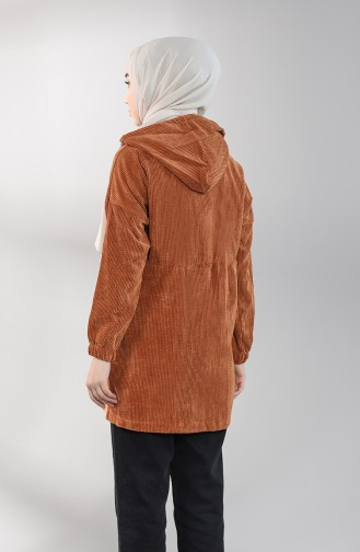 Tobacco Brown Cape 2767-03
