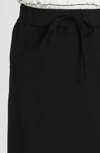 Black Skirt 0152-02
