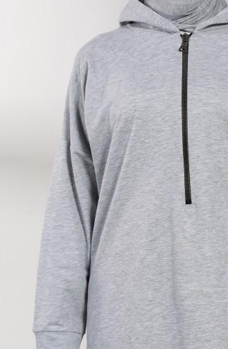 Gray Sweat shirt 20054-02