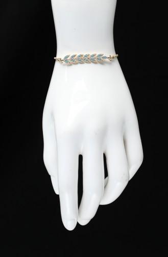 Goldfarbig Armband 310-03