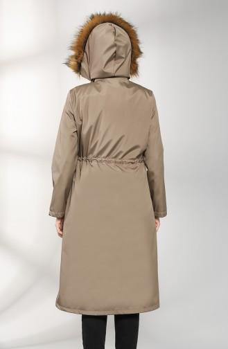 Dunkel-Nerz Coats 0504-09