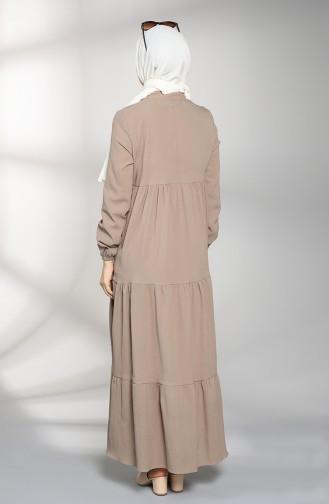Robe Hijab Beige 5160-05