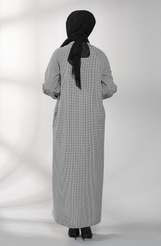 فستان أسود 21K8164-03