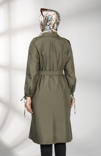 Trench Coat Khaki 1484-05