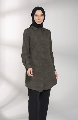 Khaki Tunics 2020-01