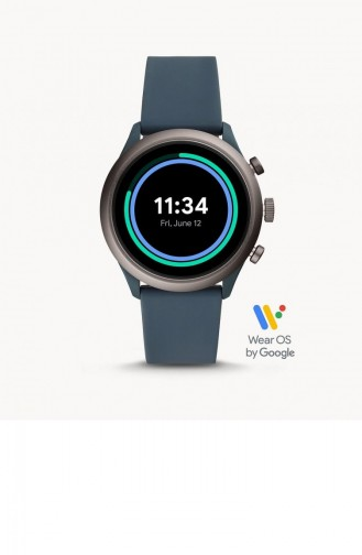 Gray Wrist Watch 4021