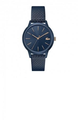 Navy Blue Wrist Watch 2001091