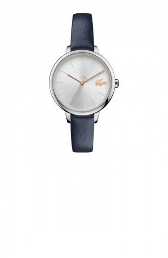 Navy Blue Horloge 2001100