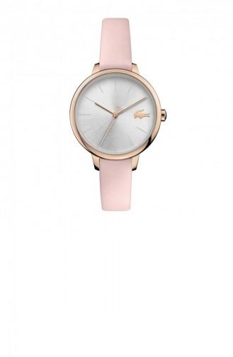Pink Horloge 2001101