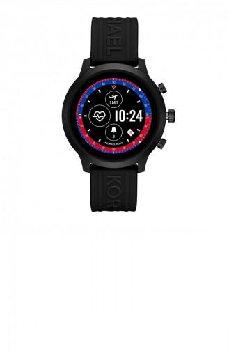 ساعة أسود 5072