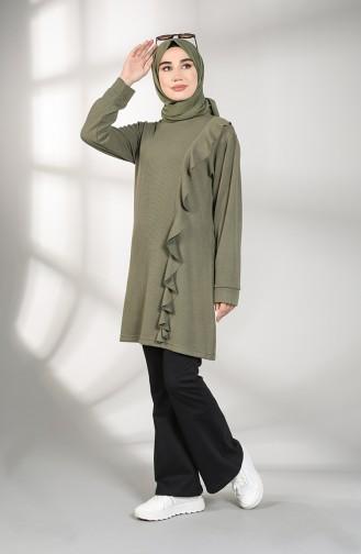 Eşofman Takım 20069-03 Haki