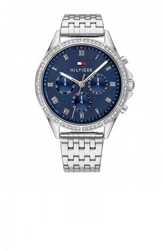 Silver Gray Wrist Watch 1782141