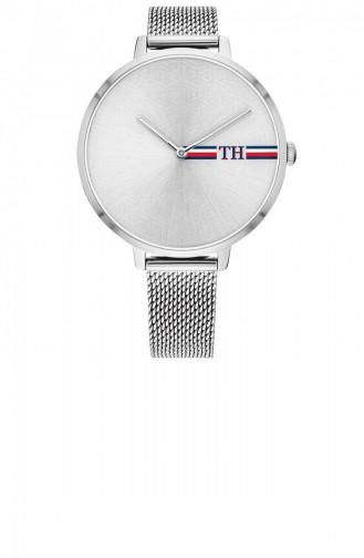 Silver Gray Wrist Watch 1782157