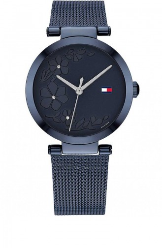 Navy Blue Wrist Watch 1782239