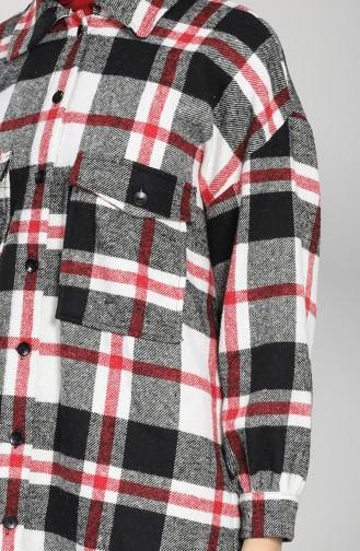 Schwarz Hemd 1487-01