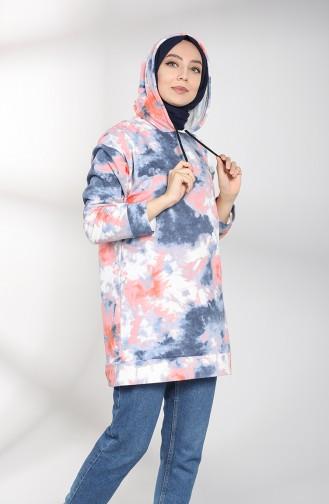 Coral Sweat shirt 2276-01