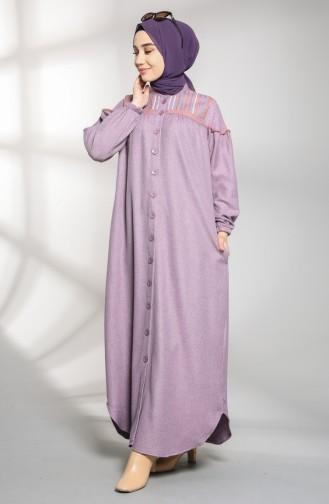 Lilac Abaya 21K8150-04