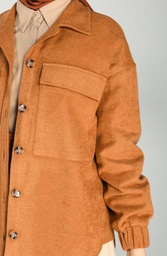Tobacco Brown Jacket 6072-01