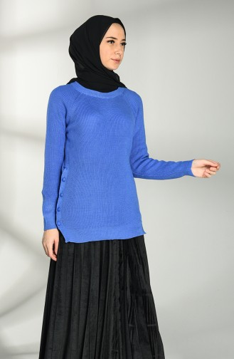 Blue Sweater 0589-01