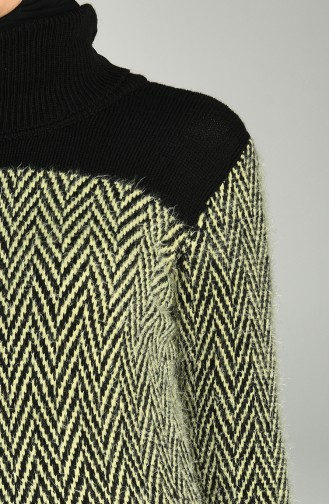 Pistachio Green Sweater 0591-02