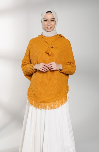 Mustard Sweater 4291-11