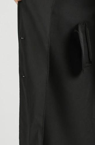 ترانش كوت أسود 5069-03