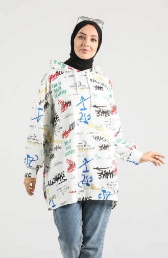 Black Sweatshirt 5021N-01