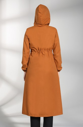 Trench Coat Tabac 5170-05