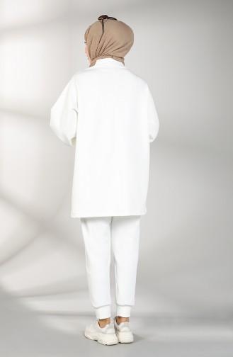 Ensemble Blanc 21004-03