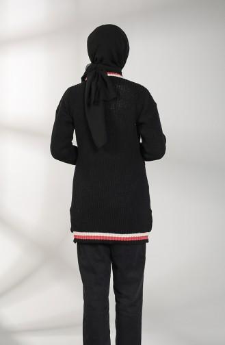 Tunique Noir 0594-07