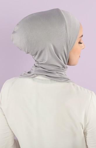 Silbergrau Bonnet 13142-29