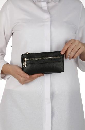 Black Wallet 33-01