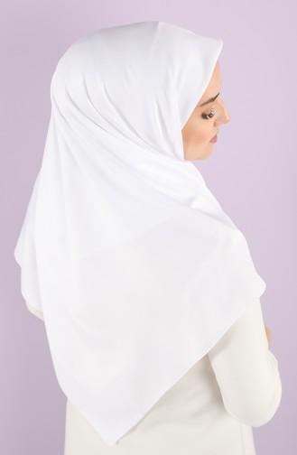 وشاح أبيض 21093-13