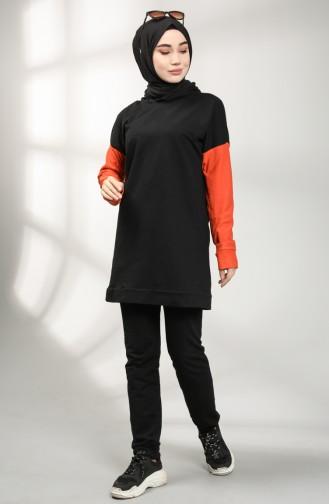 Survêtement Noir 20077-06