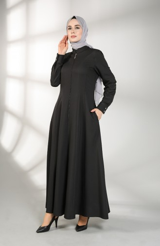 Abayas Noir 2214-01