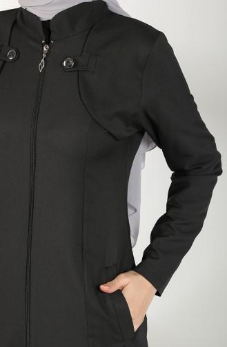 Abayas Noir 2215-01