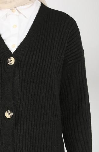 Black Cardigans 0593-02
