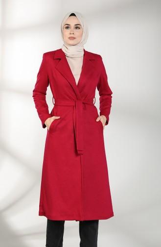 Damson Long Coat 0901-11