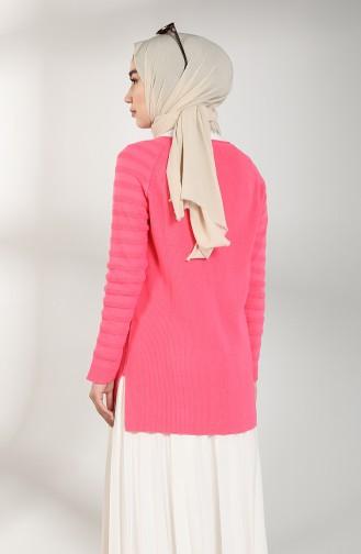Pink Trui 3017-08